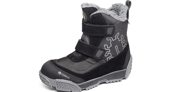 Icebug Kids Myoko BUGweb GTX Shoes Black